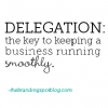 Thumbnail image for Delegate and De-Stress
